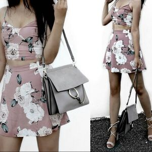 Other - Two piece floral outfit
